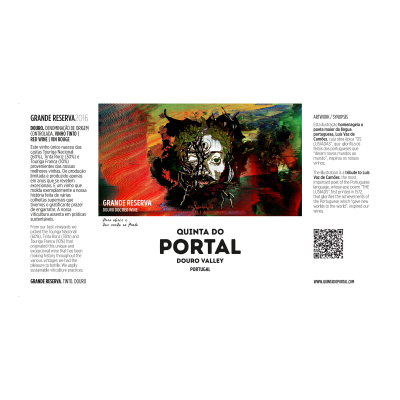 Quinta do Portal Grande Reserva Tinto 2016