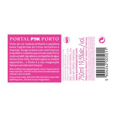 Portal Pink Port
