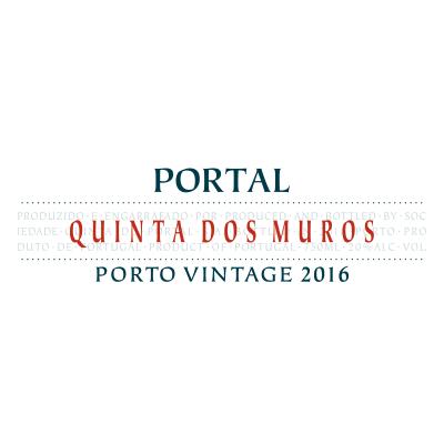 Quinta dos Muros Vintage Port 2016
