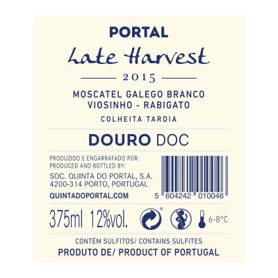 Portal Late Harvest 2015