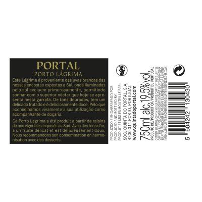 Portal Lagrima White Port