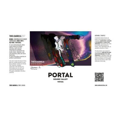 Quinta do Portal Tinta Barroca 2017