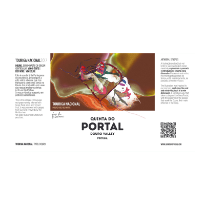 Quinta do Portal Touriga Nacional 2017