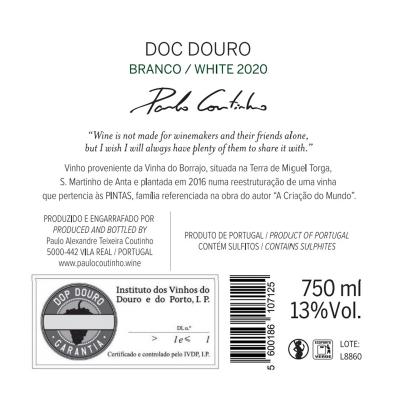 Paulo Coutinho Branco 2020