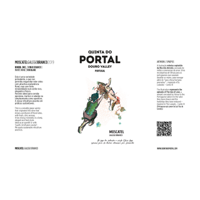 Portal Moscatel Galego Branco 2019