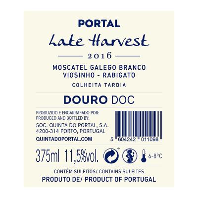 Portal Late Harvest 2016