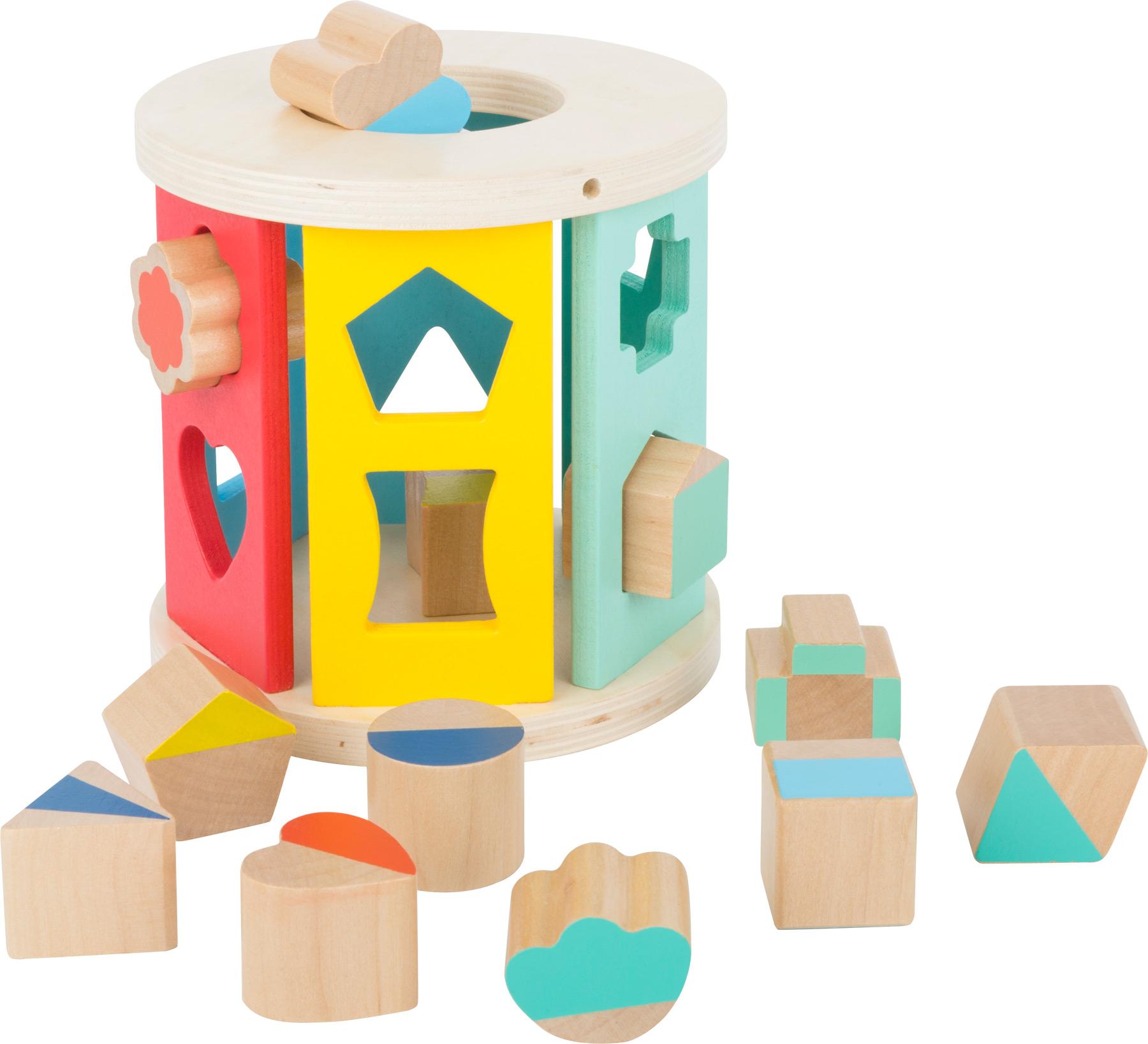 Cubos de Encaixe [madeira]