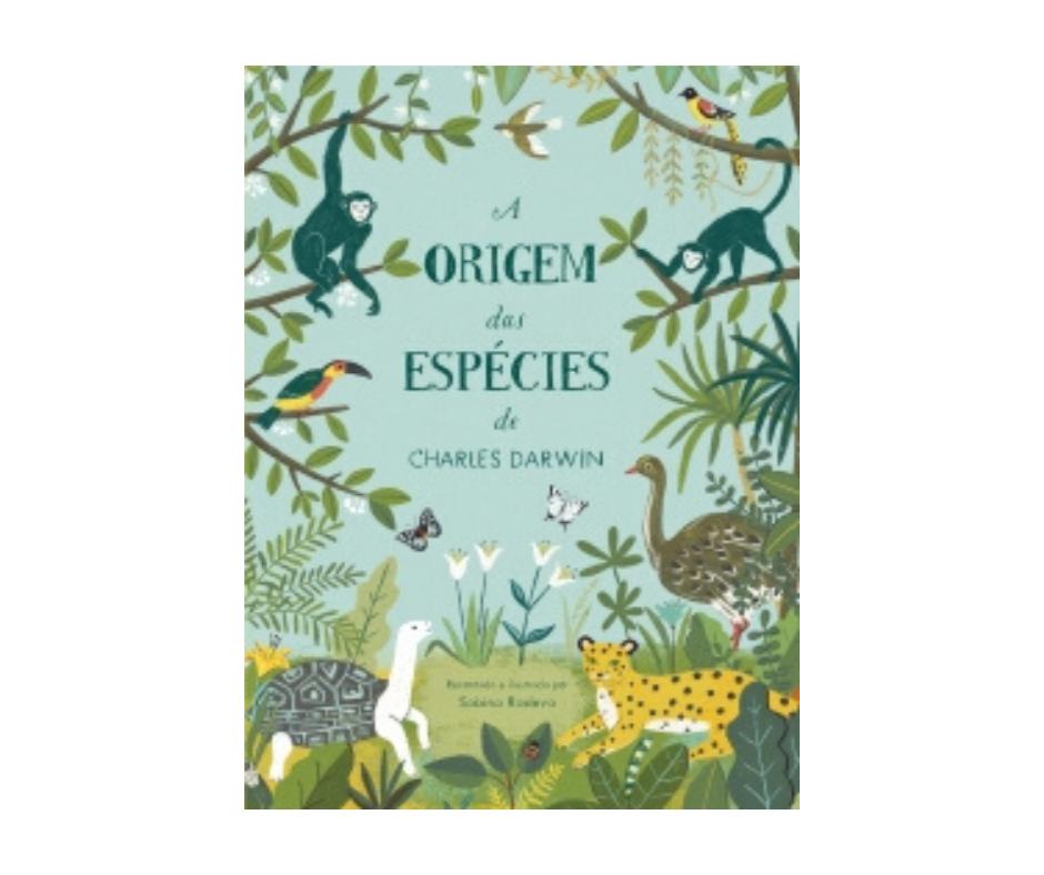 A Origem das Espécies, de Charles Darwin