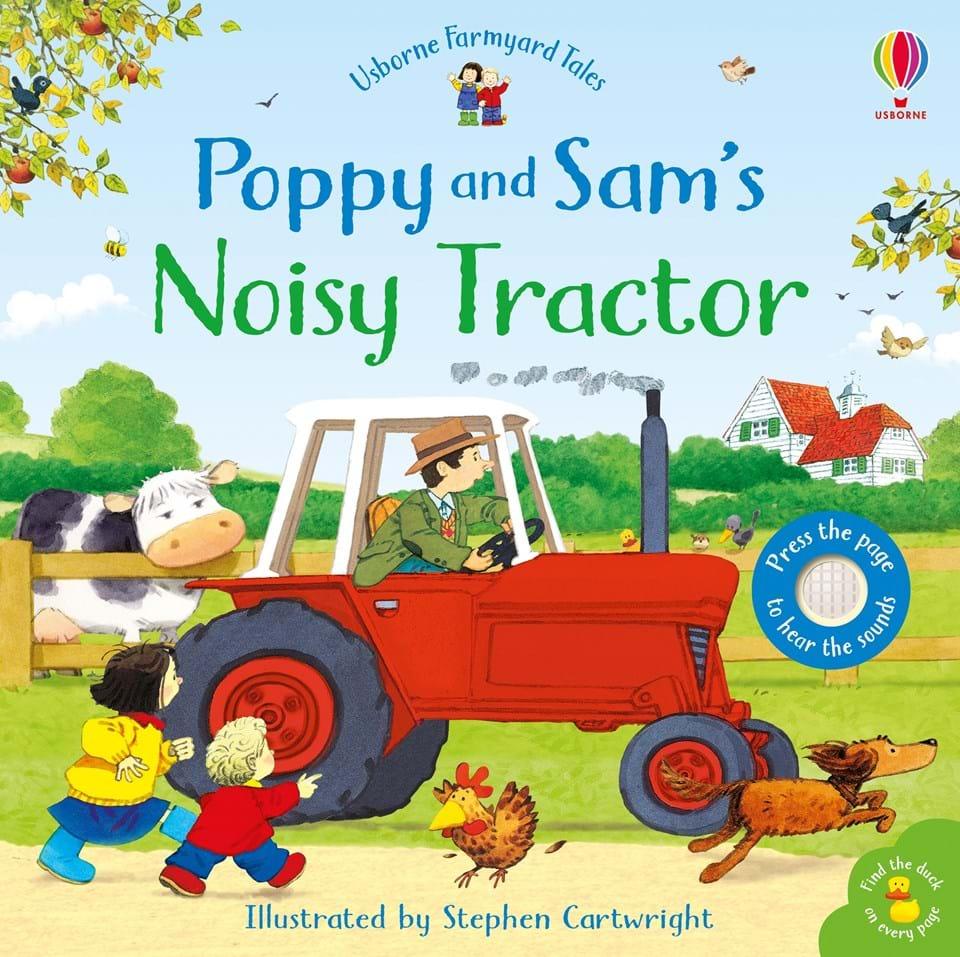 Poppy and Sam´s and Noisy Tractor