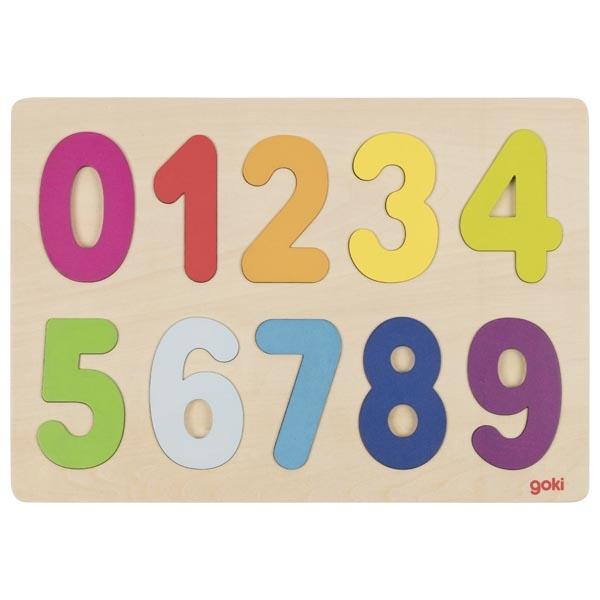 Números [madeira]