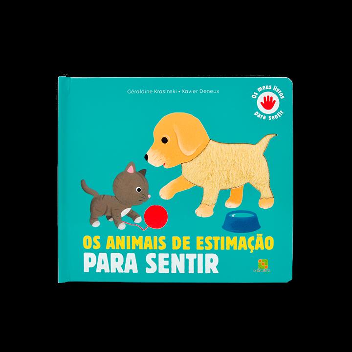 Os animais de estimação para sentir