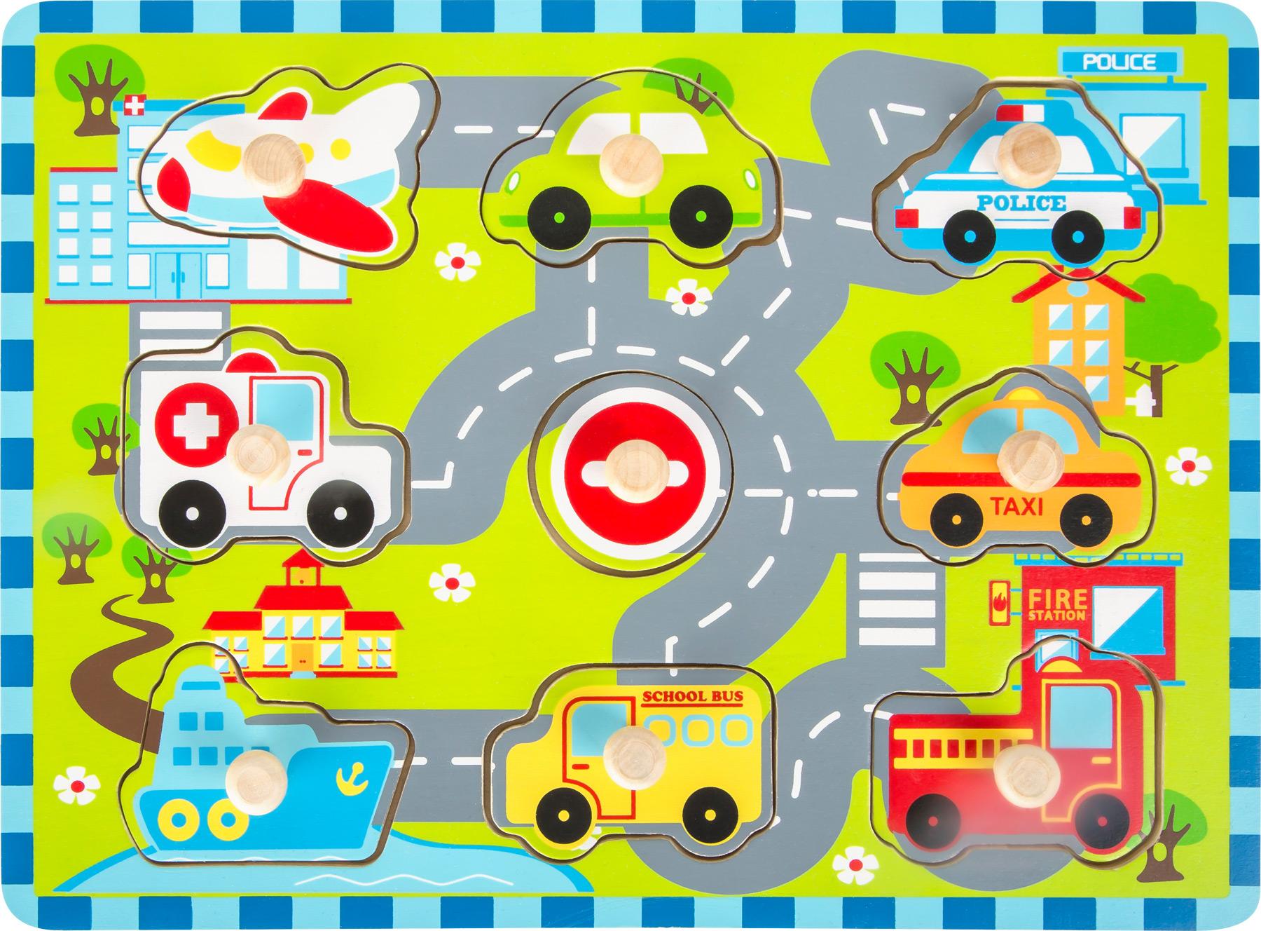 Trânsito na Cidade