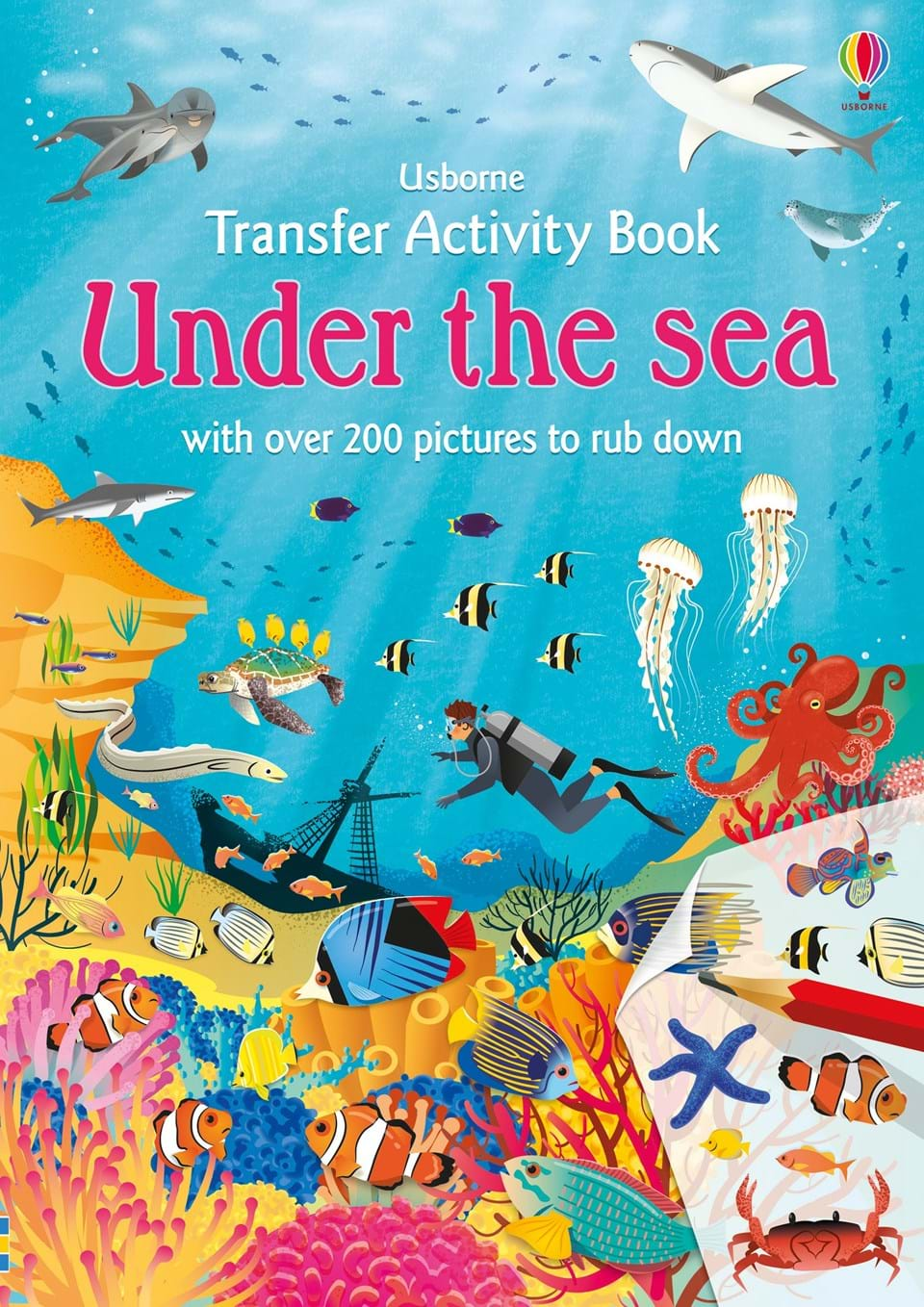 Under the Sea - Transfer Activity Book