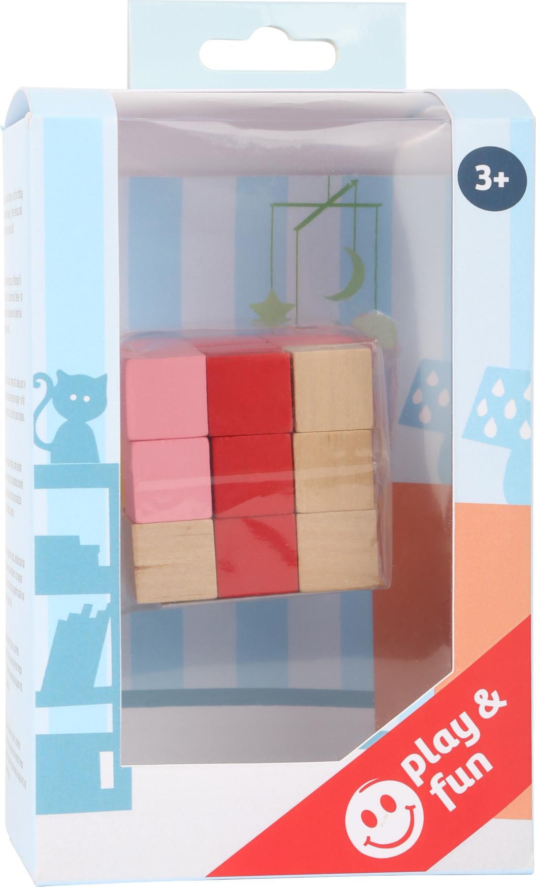 Cubo de construção