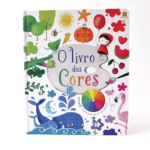 O Livro das Cores