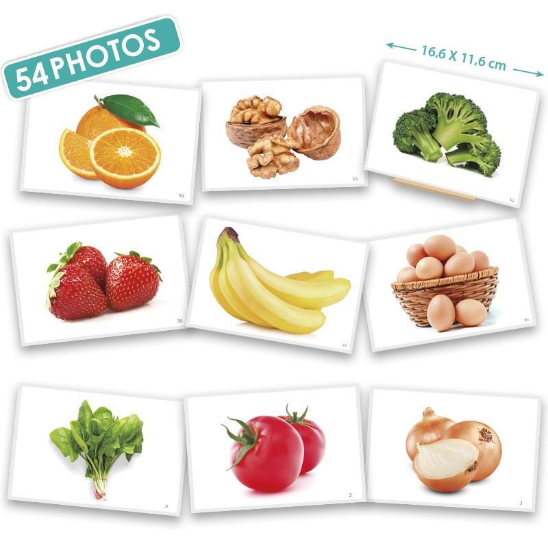 Fotografias dos Alimentos
