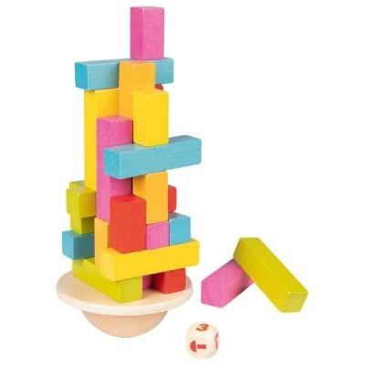 Torre de Equilíbrio [madeira]
