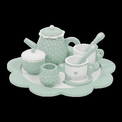 Serviço de Chá [madeira]