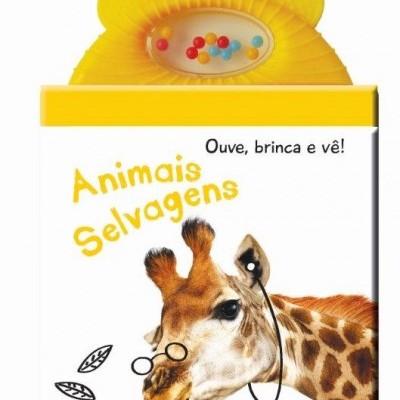 Animais Selvagens - Ouve, brinca e vê!