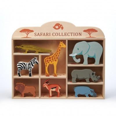 Animais Safari [madeira]