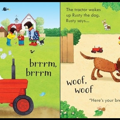 Poppy and Sam´s and Animal Sounds