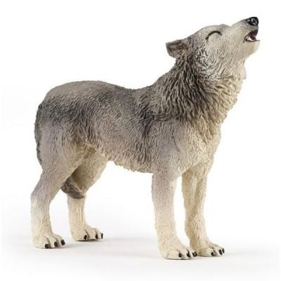 Lobo a uivar