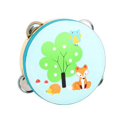 Pandeireta Little Fox [madeira]