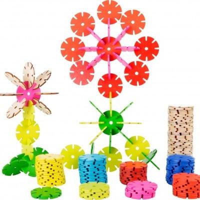 Jogo de encaixe Little Flower