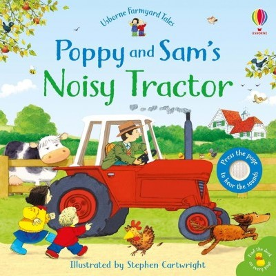 Poppy and Sam´s and Noisy Tractor