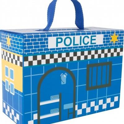 Jogo temático Polícia