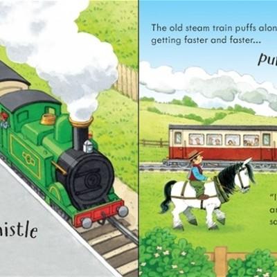 Poppy and Sam´s Noisy Train