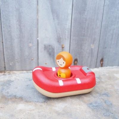 Barco de Velocidade [madeira]