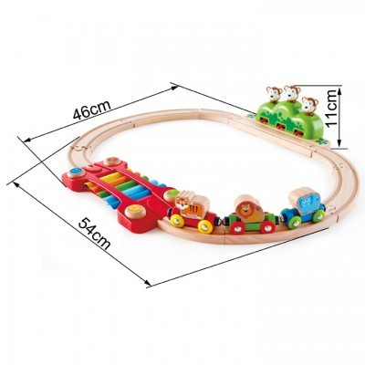 Circuito Comboio de Música e Macacos