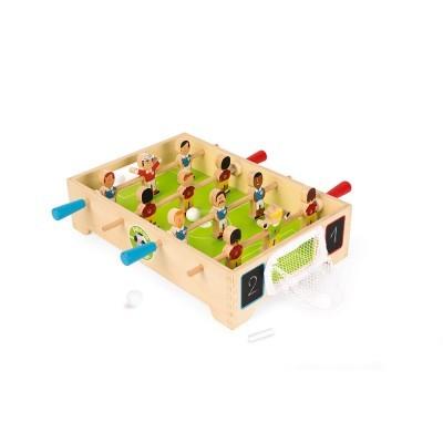 Mini Futebol de Mesa [madeira]