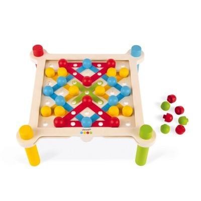 Jogo de Entrelaçar [madeira]