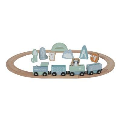 Linha de Comboio Adventure [madeira]