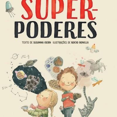 O grande livro dos Superpoderes