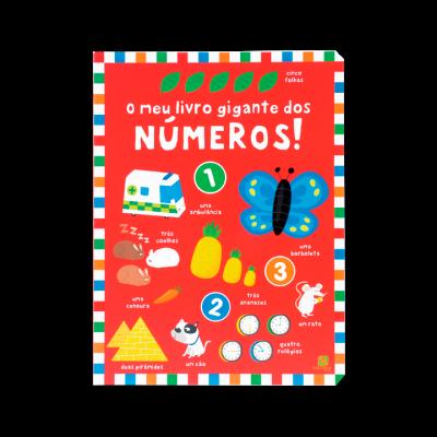 O meu livro gigante dos números