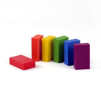Blocos de cera mineral Unicórnio [6 cores]