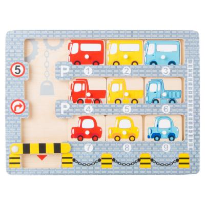 Puzzle Garagem
