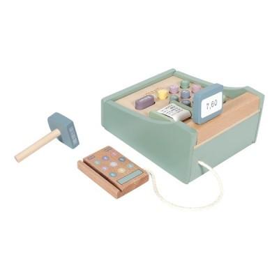 Caixa registadora [madeira]