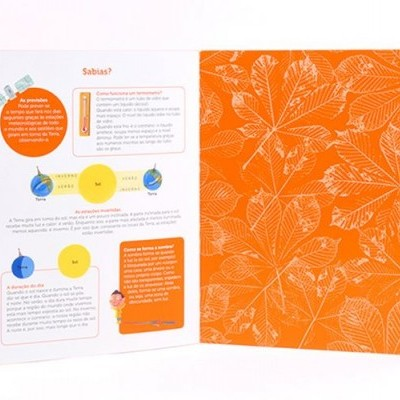 O livro laranja do Outono