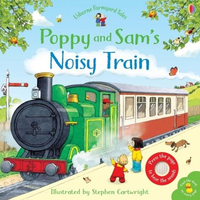 Poppy and Sam´s Noisy Train