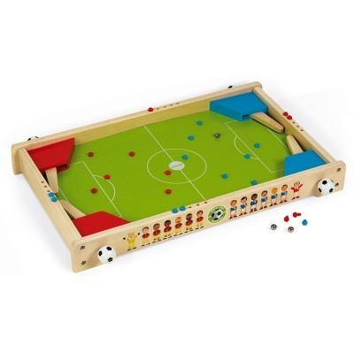 Campeões Futebol Pintball (madeira)
