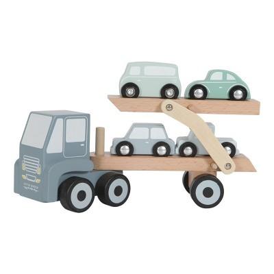 Camião de transporte [madeira]