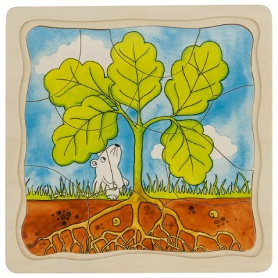 Árvore [puzzle em níveis]