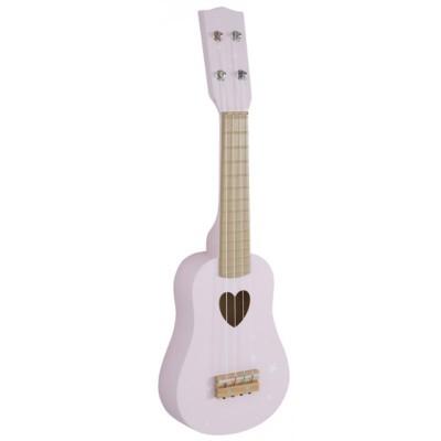 Guitarra [rosa]