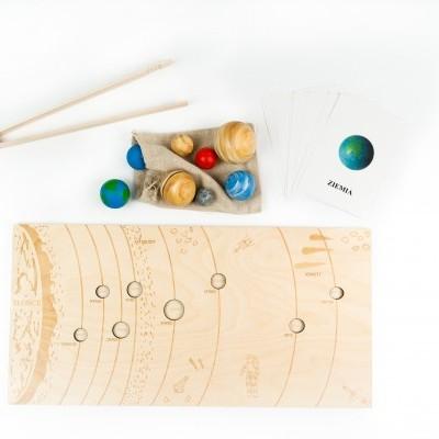 Sistema Solar [madeira]