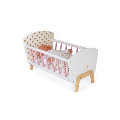 Cama para bonecas - Candy Chic [madeira]
