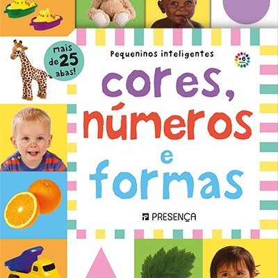 Cores, Números e Formas